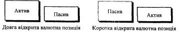 —труктура в≥дкритоњ валютноњ позиц≥њ